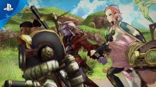 Caravan Stories, RPG free-to-play, chega em julho ao PS4