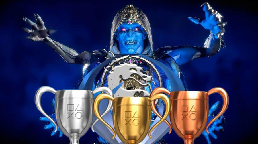 [Guia] Como conquistar todos os troféus de Mortal Kombat 11