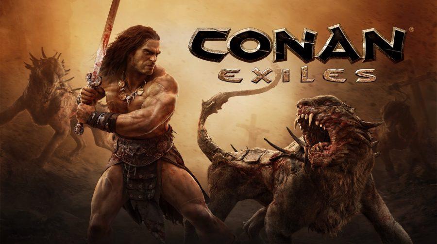Conan Exiles vai receber grande atualização em 2020