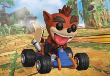 Crash Team Racing Nitro-Fueled FUNKO