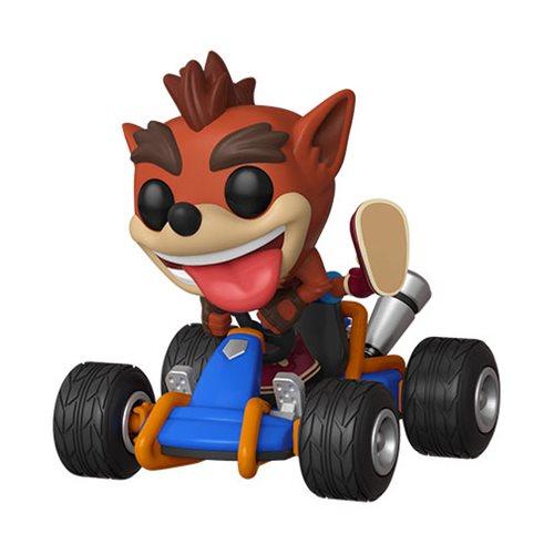 Crash Team Racing Nitro-Fueled terá colecionável de Funko POP! 1