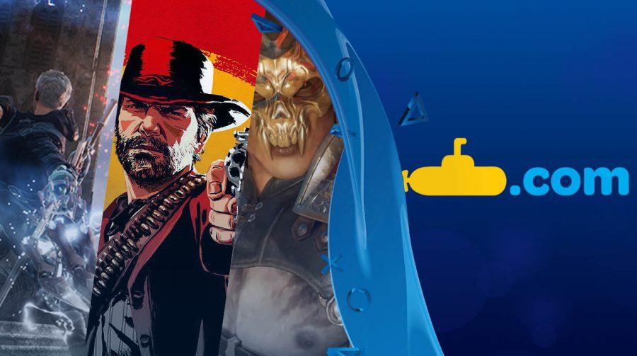 Segundou! Submarino oferece cupom para jogos sem restrições de uso!