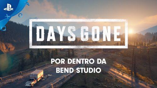 Conheça Bend Studio, estúdio de Days Gone e Syphon Filter