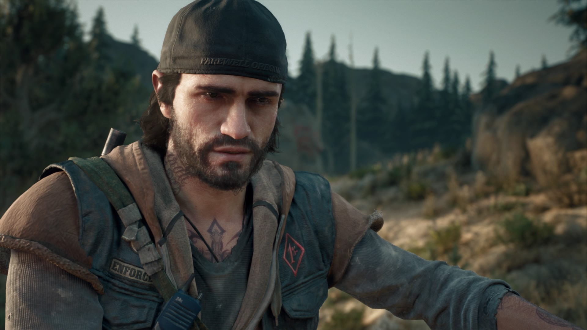 Days Gone - Visual