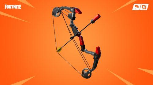 Fortnite: arco e flecha é adicionado em atualização; confira as novidades