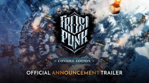 Frostpunk: Console Edition chega ao PS4 no inverno; conheça