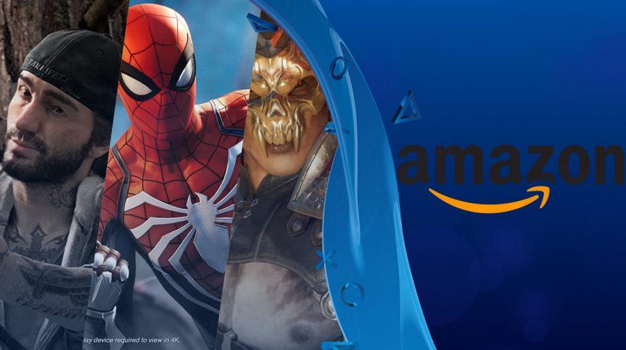 LIMITADO: Receba dinheiro de volta na compra de jogos na Amazon!