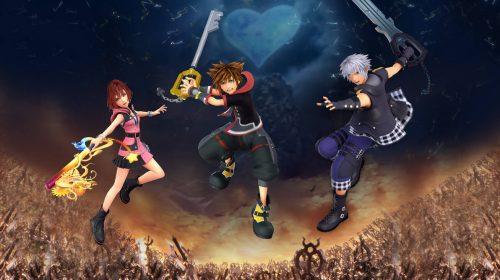 Kingdom Hearts 3 receberá DLC