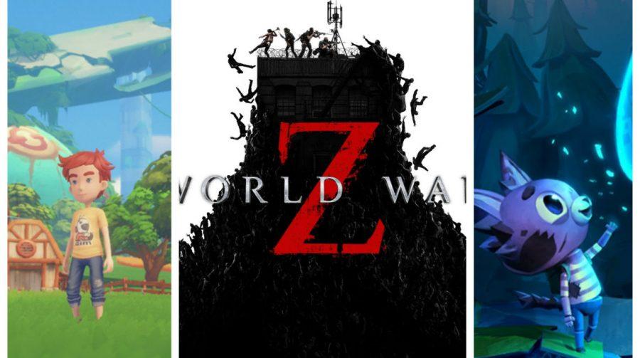 Lançamentos da Semana para PS4, PS VR e PS Vita