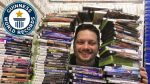 Maior coleção de videogames