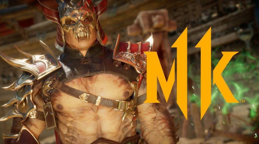 Mortal Kombat 11: Shao Kahn aparece brutal em trailer de gameplay
