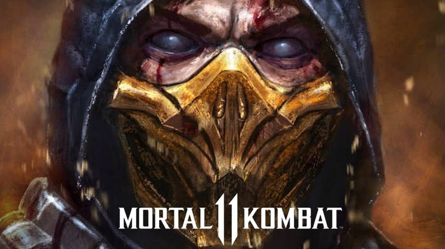 scorpion mortal kombat movie characters