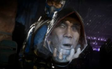 Mortal Kombat 11 -Subzero Fatality