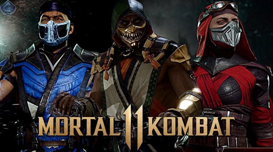 Mortal kombat online 1