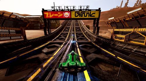 Pacer, mescla de F-Zero com WipEout, é anunciado para PS4