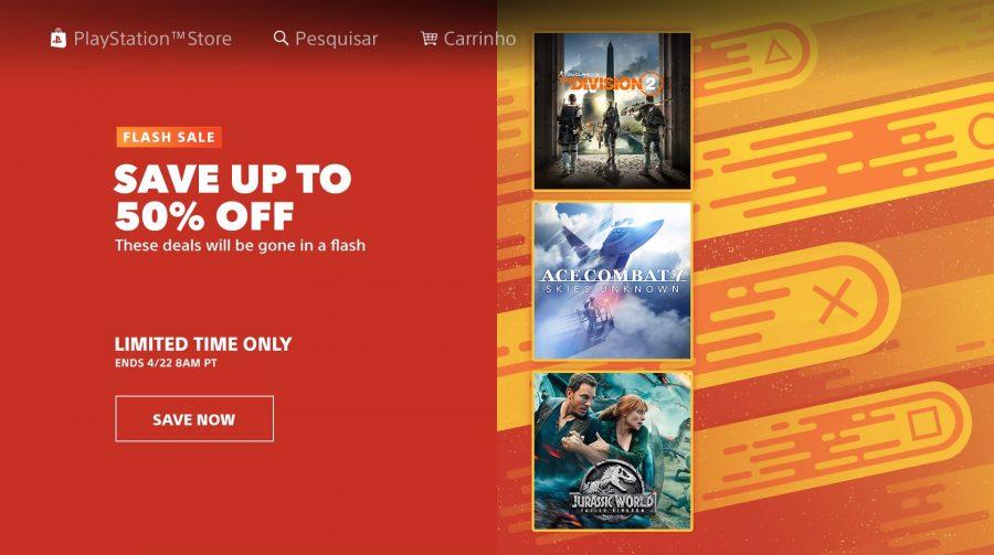 Promoção Flash: Sony oferece descontos especiais no feriado; confira!