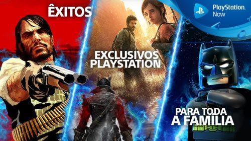 PS Now chegando ao Brasil? Banners na PS Store levantam suspeitas