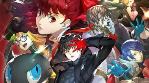 Persona 5 Royal é finalmente anunciado; Lançamento só em 2020