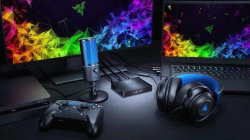 Razer anuncia Razer Ripsaw HD, placa de captura e transmissão em Full HD