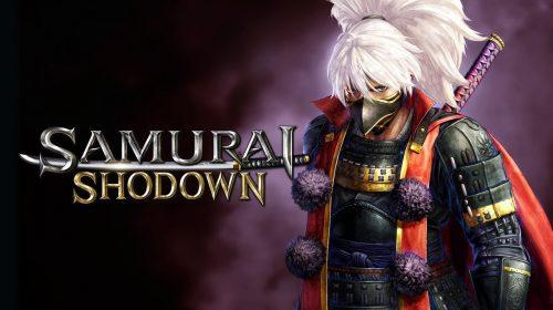 Novo gameplay revela: Samurai Shodown chega em 27 de junho ao PS4