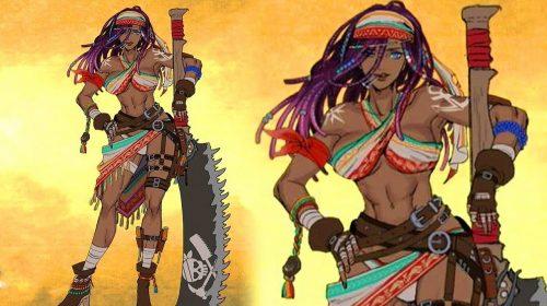 Samurai Shodown: Darli Dagger, primeira personagem inédita, é revelada