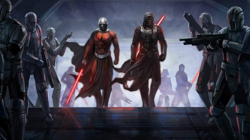 Lucasfilm considera novidades para Knights of the Old Republic