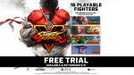 Street Fighter V: Arcade Edition Free Trial