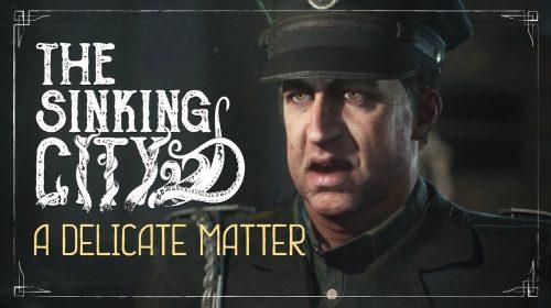 The Sinking City ganha gameplay com combates e investigação; assista