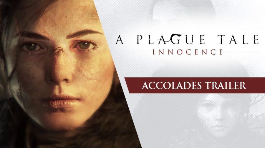 A Plague Tale: Innocence: trailer de aclamação destaca boas notas