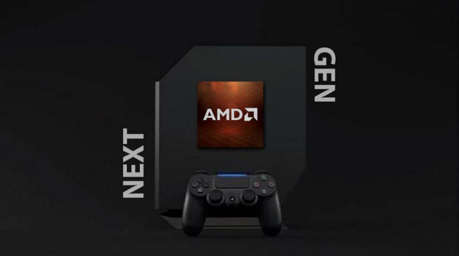 AMD anuncia oficialmente GPU e CPU do PS5