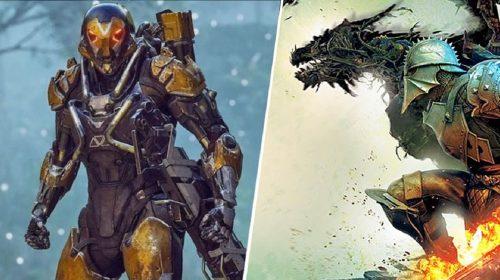 BioWare passa se concentrar em novo Dragon Age; Anthem