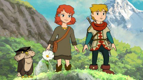 Baldo, inspirado em Zelda, é anunciado para PlayStation 4