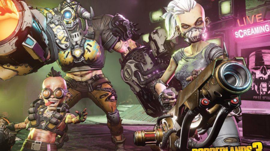 """Borderlands 3 conterá recursos para tornar o gameplay mais """"acessível"""""""