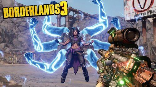 Campanha de Borderlands 3 terá duração de, no mínimo, 30h