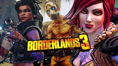 Borderlands 3: estúdio revela gameplay com mecânicas inéditas; assista