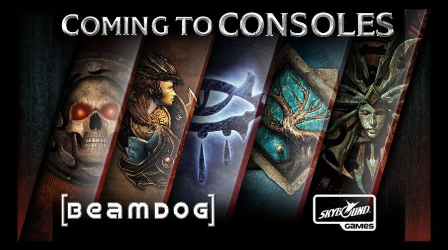 Baldur's Gate (I e II)e Neverwinter são anunciados para PS4