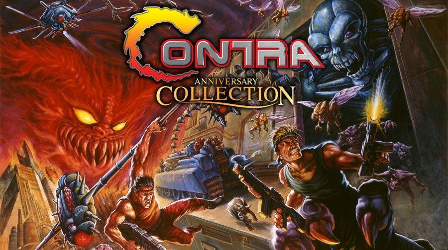 Contra Anniversary Collection terá 10 jogos; Veja lista!