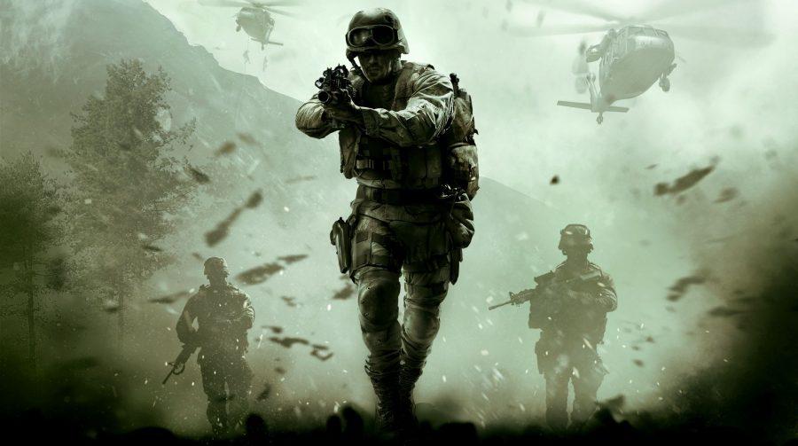 Novo CoD se chamará Call of Duty Modern Warfare e será um