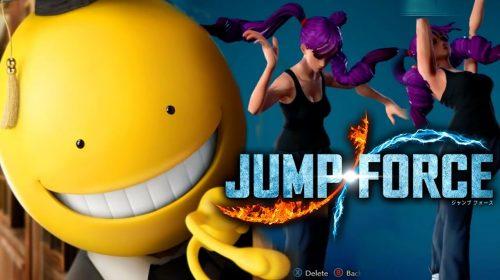 [Rumor] Jump Force poderá ter segunda temporada de DLCs