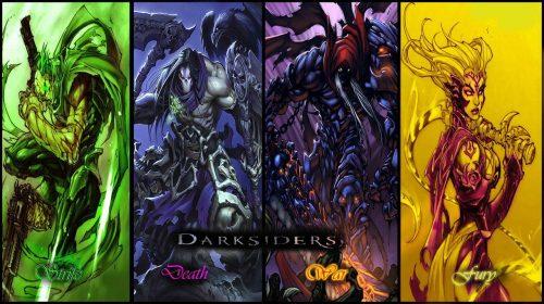 [Rumor] Site da E3 indica provável anuncio de novo Darksiders no evento