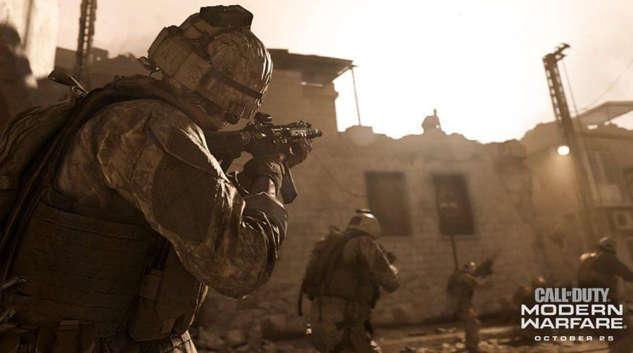 Call of Duty: Modern Warfare terá terrorismo e