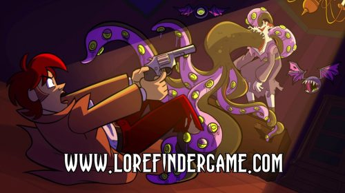 Lore Finder, novo metroidvania 2D, é anunciado para PlayStation 4