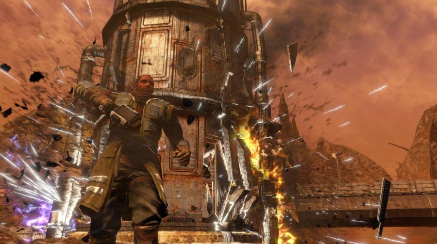 [Rumor] Red Faction Evolution pode ser um dos próximos jogos da THQ Nordic
