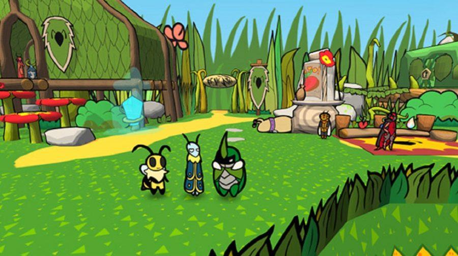 Bug Fables, RPG de aventura, anunciado para PlayStation 4