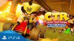 Crash Team Racing Nitro-Fueled Adventure Mode