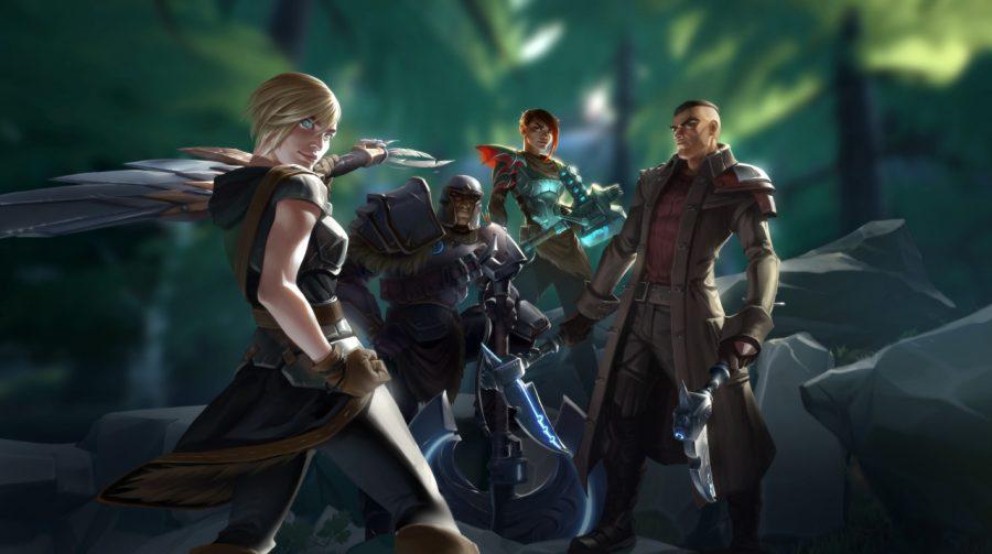 Dauntless: mais de 60% dos jogadores eram de plataformas diferentes