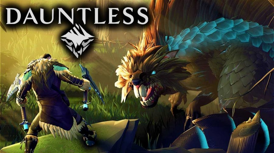 Dauntless ultrapassa 4 milhões de jogadores em apenas 4 dias