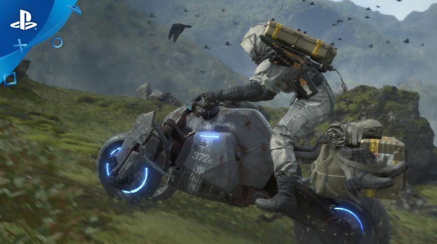 Novo gameplay revela detalhes importantes de Death Stranding