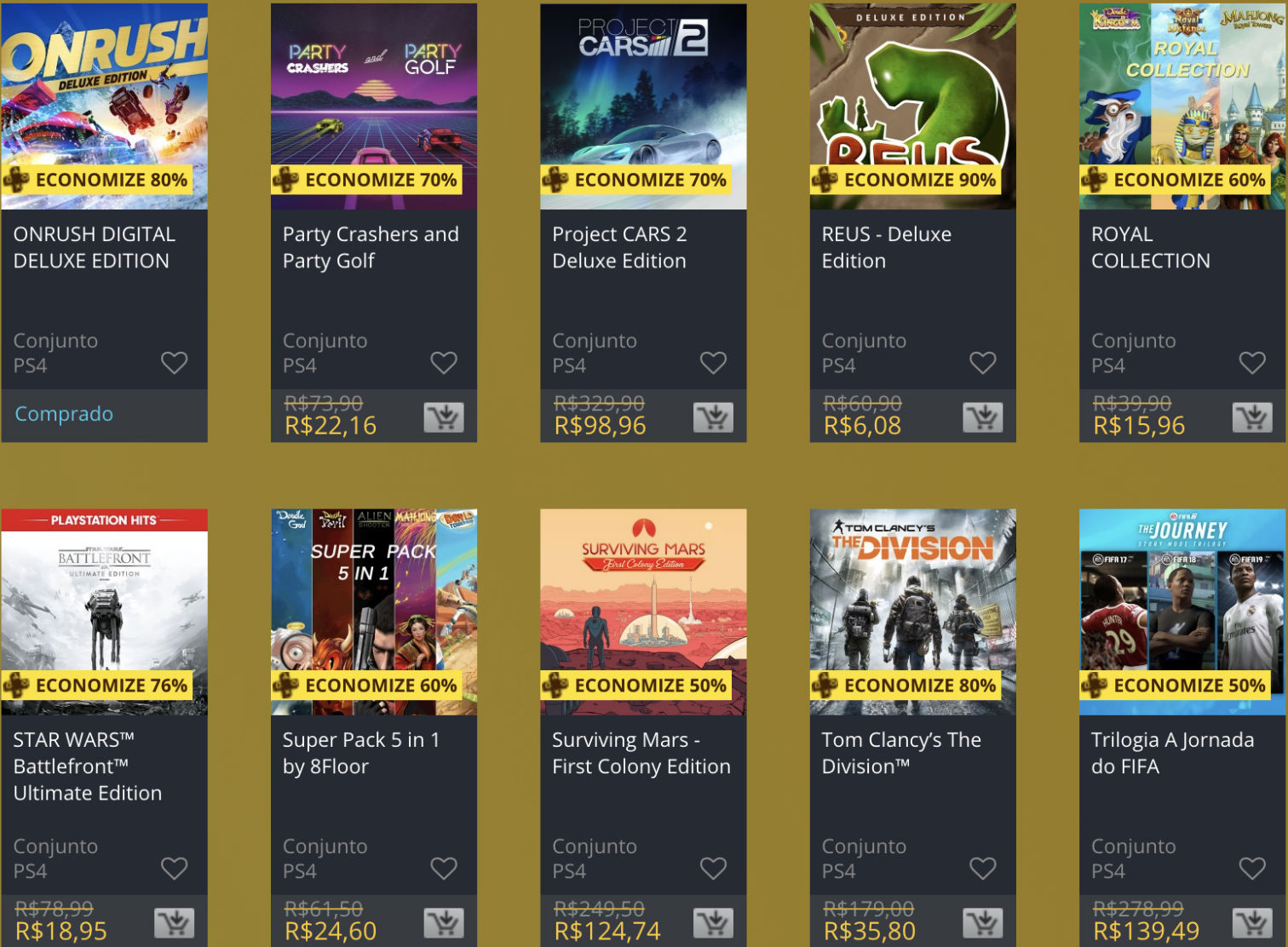 """Sony oferece """"Descontos Duplos"""" em jogos na PS Store; veja 7"""