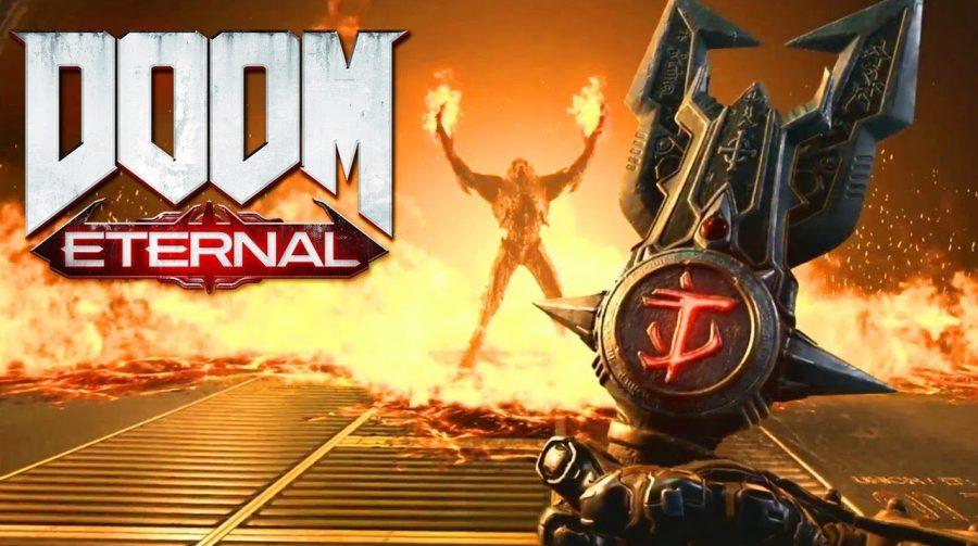 DOOM Eternal: novo gameplay é ambientado no espaço; assista
